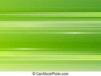 résumé vert, papier peint, lignes, fond