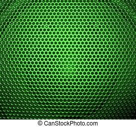 résumé vert
