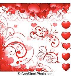 részlet, valentines nap