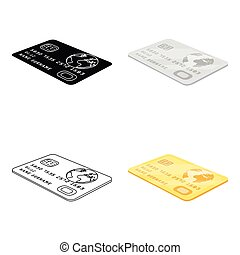 részvény, jelkép, style., web., ábra, ikon, vektor, hitel, karikatúra, egyedülálló