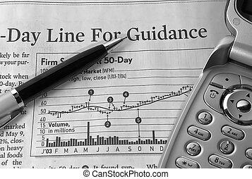 részvény, kutatás, 4