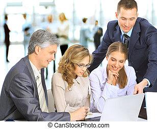 réunion affaires