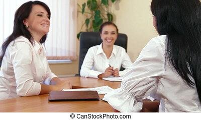 réunion, affaires occasionnelles