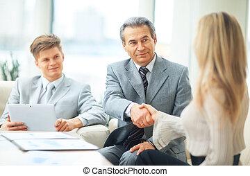 réunion, associés