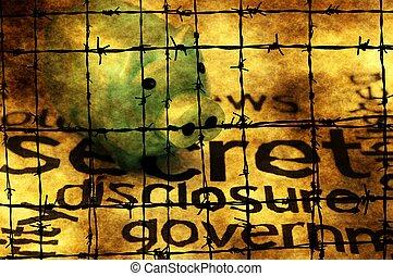 révélation, top secret, gouvernement