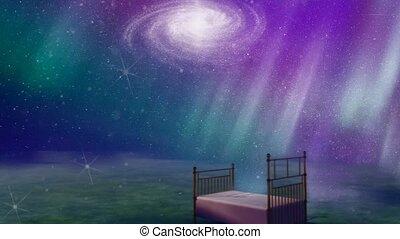 rêve, infini