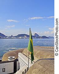 río, fortaleza, copacabana