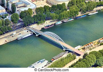 río sena