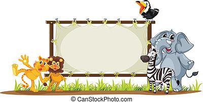 różny, zwierzęta