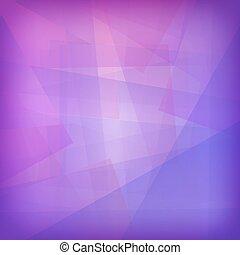 różowy, błękitny, kreska, tło.