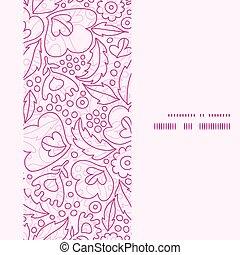 różowy, pionowy, próbka, ułożyć, seamless, wektor, tło, ...