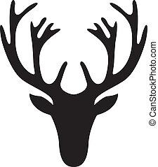 róg jeleni