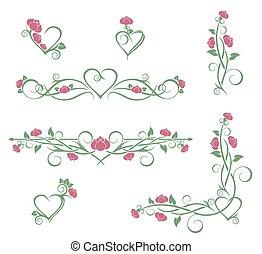 rózsa, menstruáció