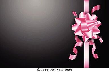 rózsaszínű, black háttér, tehetség vonó