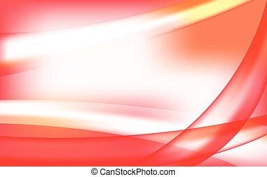 rózsaszínű, elvont, vektor, piros háttér