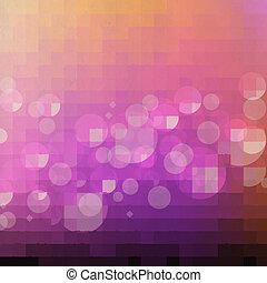 rózsaszínű, retro, háttér