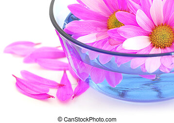 rózsaszínű virág