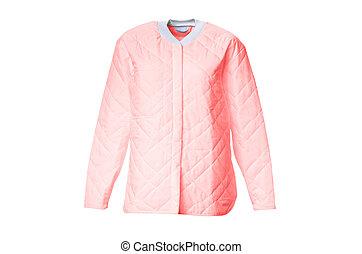 rózsaszínű, zakó