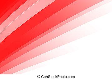 röd, abstrakt, bakgrund