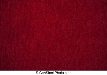 röd matta, bakgrund, struktur