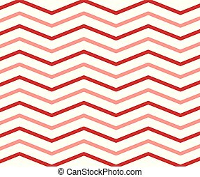 röd, vågig, struktur