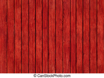 röd ved, paneler, design, struktur, bakgrund