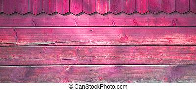 röd ved, struktur, eller, bakgrund