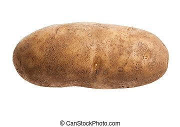 rödbrun potatis