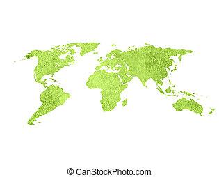 rögtönzött, szüret, világ térkép