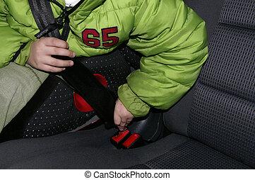 rögzít, seatbelt