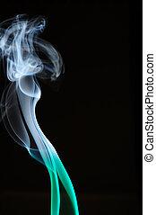 röka, buktar