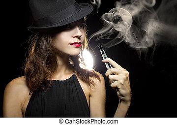 rökning, alternativ