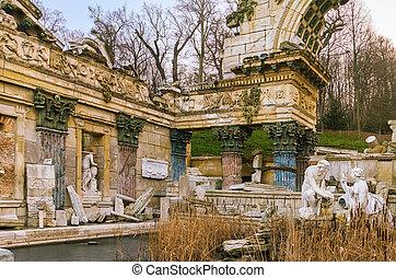 römische ruinen