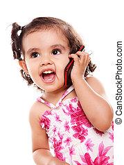 rörlig telefonera