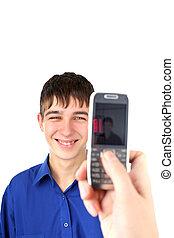 rörlig telefonera, photographing