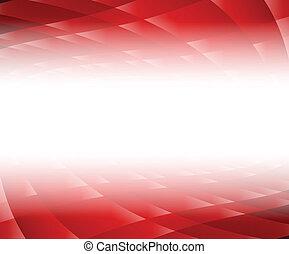rød baggrund