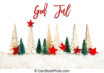 rød, betyder, jul, stjerne, merry, træ, sne, gud, jul
