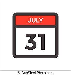 røde sorte, kalender, måned, dag, ikon, w