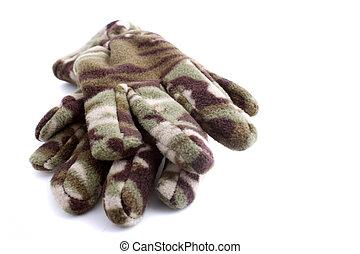 rękawiczki, zima