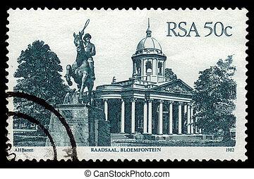 Raadsaal, Bloemfontein, Free State of South Africa