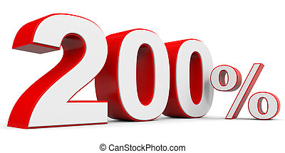 200 Prozent