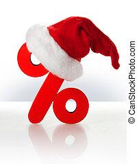 rabatt, weihnachten