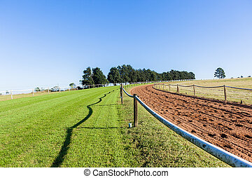 Race Horse Training Tracks
