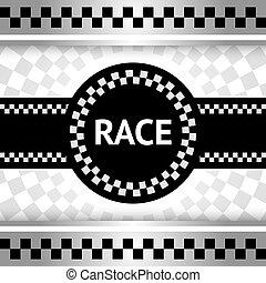 Race new backdrop