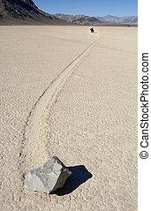 Racetrack Playa, Death Valley (Cali