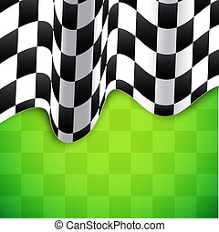 Racing background. EPS10 vector
