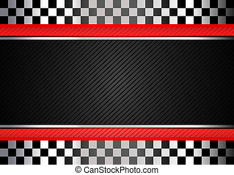 Racing black striped background, vector design 10eps