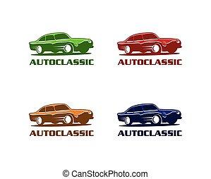 Racing Classic Car