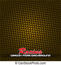 Kevlar Fibre Background for Race Posters - Racing Kevlar...
