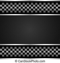 Racing template  cover background, vector design element